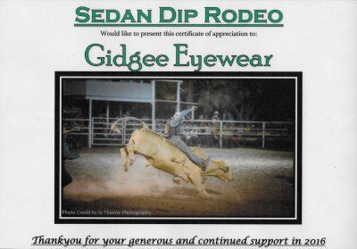 Sedan Dip Rodeo