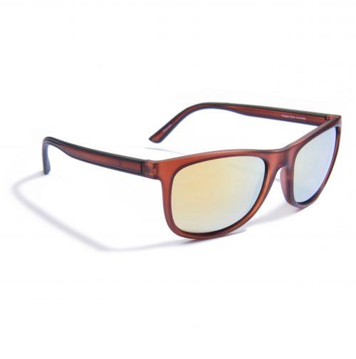 Fender Gold Lightweight Polarised Equestrian Performance Sunglasses