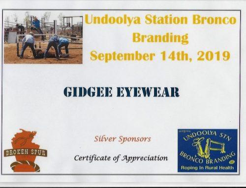 Undoolya Station Bronco Branding 2019
